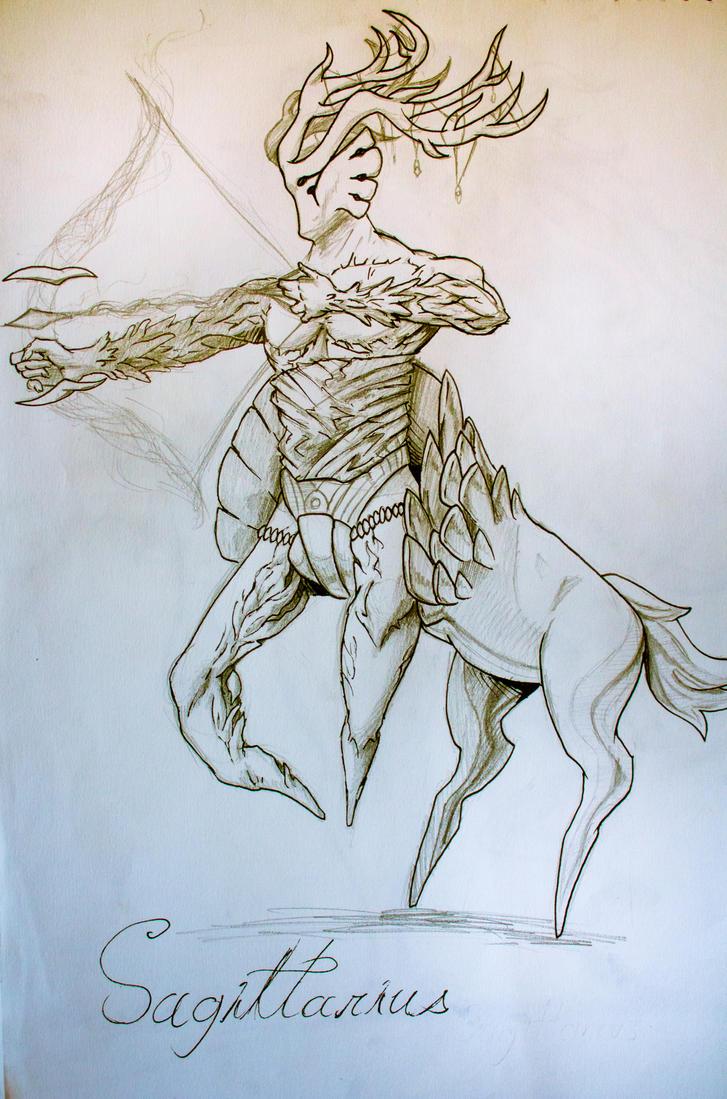 Sagittarius by ChrisJ-Alejo