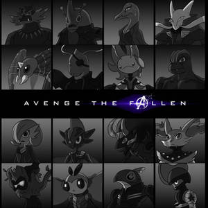 Avenge The Fallen