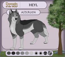 Asterion | Heyl | Beta Sage by LunarShadowCreations