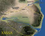 Xassa Landmarks by LunarShadowCreations