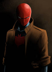 Red Hood by amateurartworker