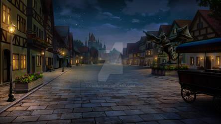 Castlecity - Night