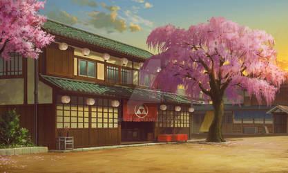 Kyoto Townscape