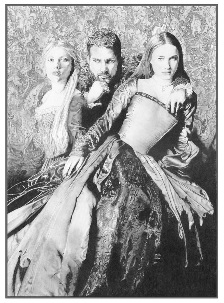 The Other Boleyn Girl by RichardBurgess