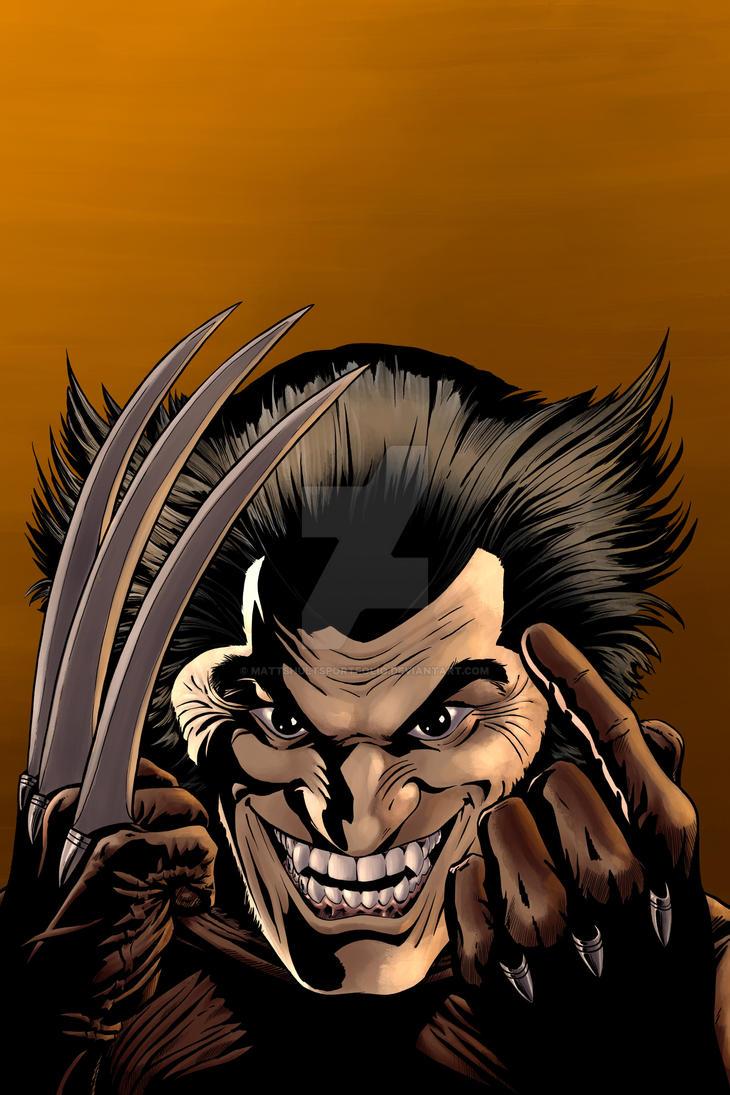 Wolverine by mattshultsportfolio