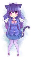 Onegai-Kawaii Mascot Contest Prize by cytes