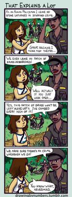 Pokemon Sun/Moon Comic: That Explains a Lot