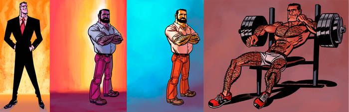 J. Bone Guys 1 by michael-e-wiggam