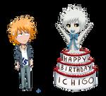 Happy Birthday Ichigo
