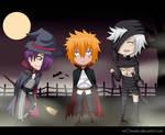 halloween: Chibi ShuKokuIchi