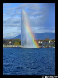 jet d eau de Geneve