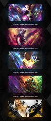 Smudge Sig PSD Pack by xFMxH1TMAN