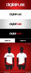 DigitalFuse Logo by xFMxH1TMAN