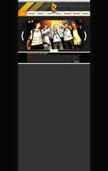 Team Envy Web Design [WIP] by xFMxH1TMAN