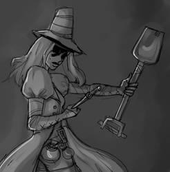 Darkest Dungeon Sketch