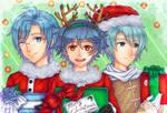A Hatoful Christmas
