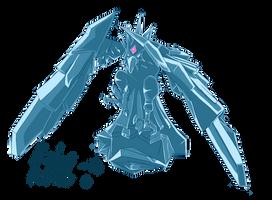 Anivia, the Cryophoenix - League of Legends by KikiChan94ftw