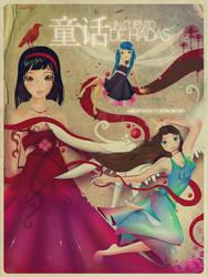 Collab: FairyTale by saltyshadow