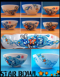 painted bowl02 by saltyshadow