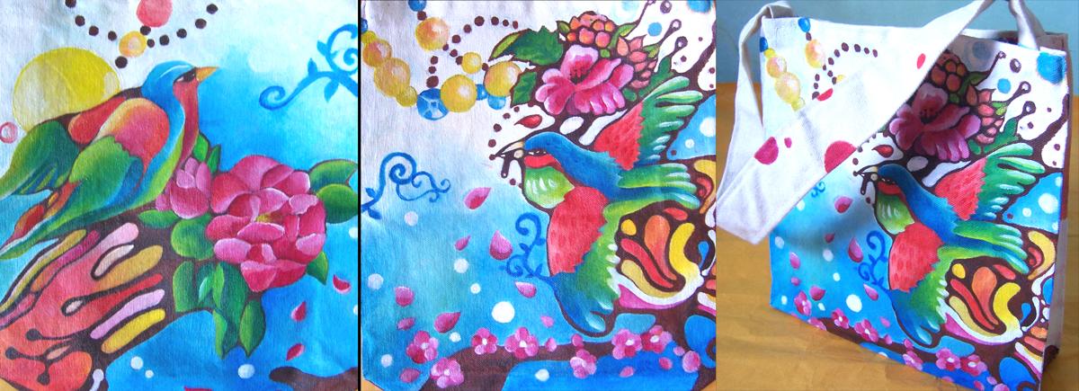 birdy bag by saltyshadow