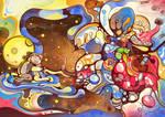 super hug by saltyshadow