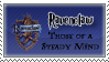 Ravenclaw Stamp
