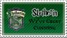 Slytherin Stamp by Patronus-Charm
