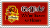 Gryffindor Stamp by Patronus-Charm