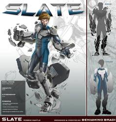 Slate - Stan Lee Submission by BeniaminoBradi