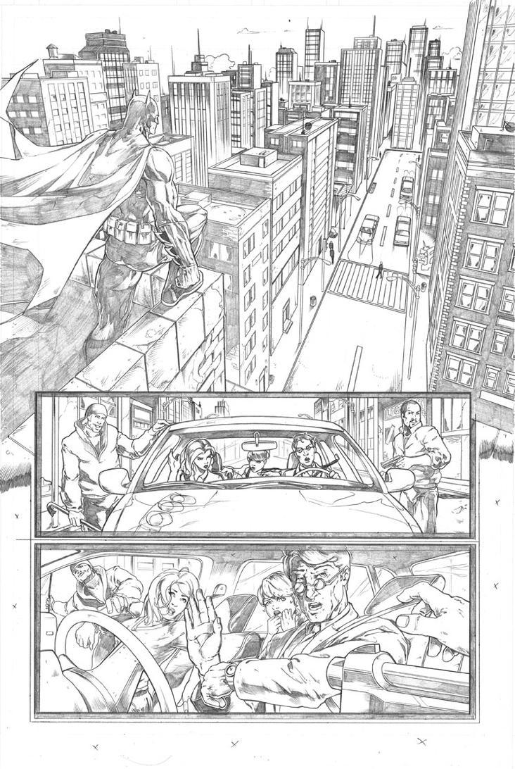 Batman Samples 01 by BeniaminoBradi