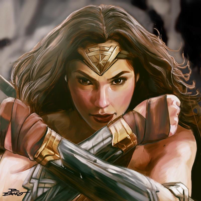 Wonder Woman by BeniaminoBradi