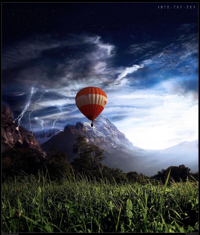 Into - The - Sky by morsky