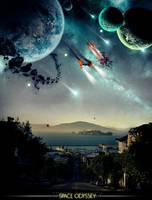Space Odyssey by morsky