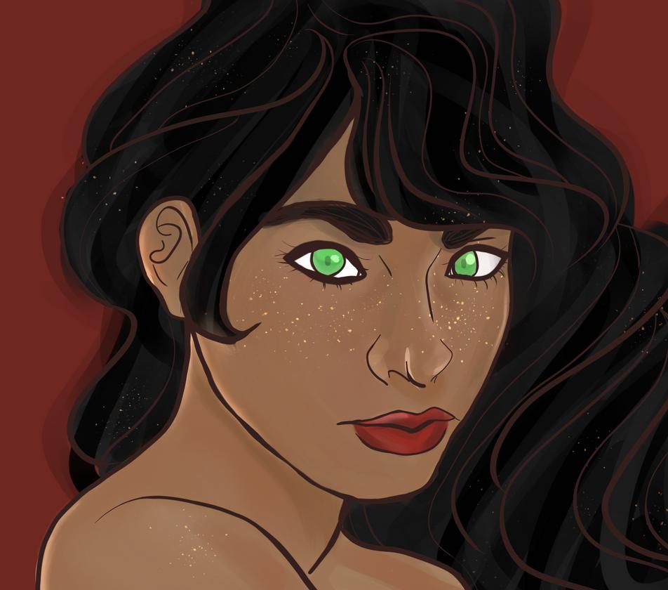 Claire Gryffin by Kryyyyyyy