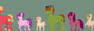 Dawnverse: SugarMac Family