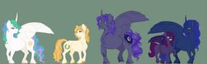 Dawnverse: The Royal Family