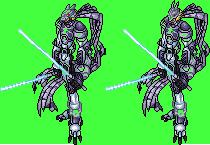 lobomon sprite by xXxCartoxxXx