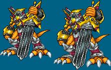 Victorygreymon Sprite finalizado by xXxCartoxxXx