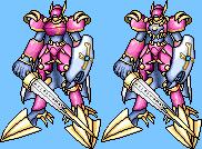 KnightDramon by xXxCartoxxXx