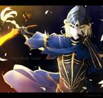 Request four - Lord's Blade Ciaran (Dark Souls)