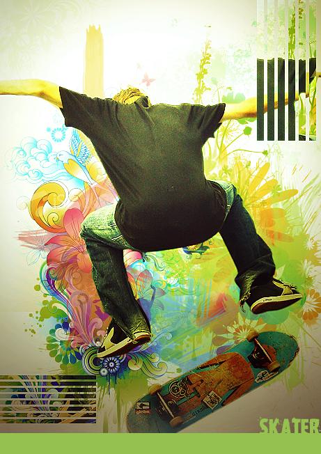 LP skater by Forum-Elysium