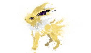 Paint Drip Jolteon