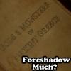 LJ Icon-Foreshadow by MandaSpAz