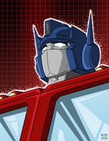 Optimus Prime 06 by AJSabino