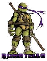 Donatello by AJSabino