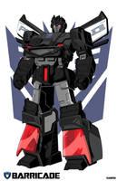 G1-Style Barricade by AJSabino