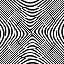 Spiral Illusion APNG