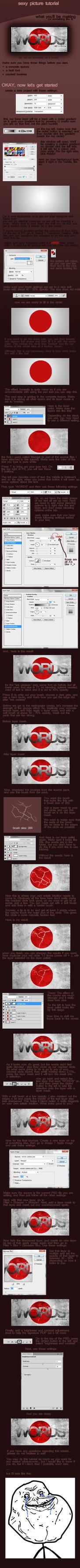 Words Are Useless Tut by Animebuzzer