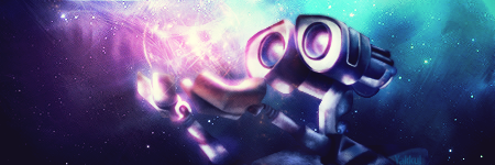 Wall-E by Animebuzzer