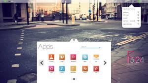 Nitrux OS Concept 3